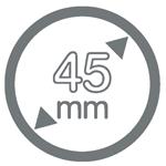 45 mm