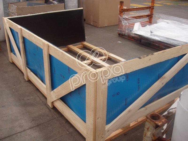 PROPAFLEX - PLASTIC SHEET PROTECTION FOR COILS AND CABLES PROPAFLEX