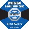 Etiqueta Shockwatch 2